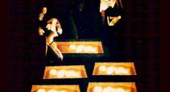 写真:「LORD OF LORD」 1993 ミクストメディア