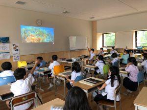 キッズ・ジュニアクラス「海底探検」